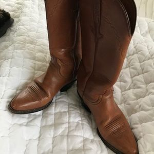 Lucchese Cowboy Boots 5.5B